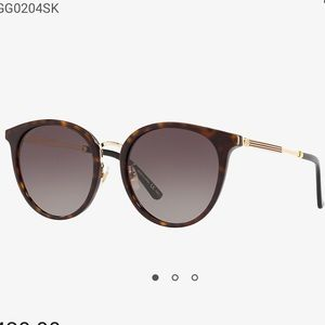 Gucci Women's Sunglasses GG204SK